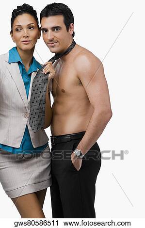 flirten mann lächelt Langenfeld