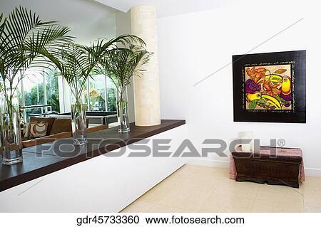 Decoratie woonkamer vazen gehoor geven aan uw huis - Een rechthoekige woonkamer geven ...