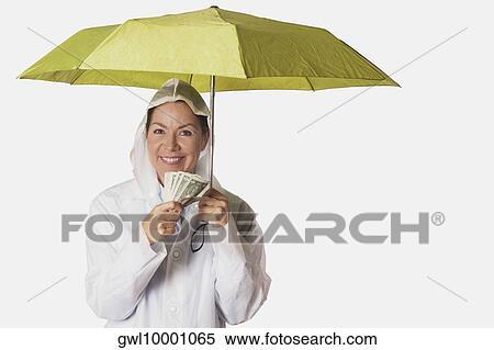 用粮食做的伞粘贴画