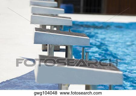 Pictures Of Diving Platform At A Swimming Pool Gwg104048 Search Stock Photos Images Print