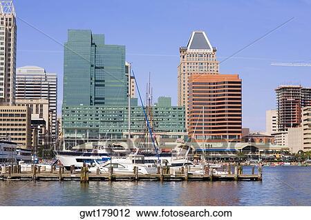 Puerto interior de Baltimore Descargar Fotos gratis