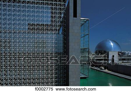Modern Architecture France stock image of modern architecture, france, french, french europe