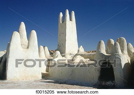Banque d 39 image alg rie guardaia oasis a saint homme for Banque exterieur d algerie