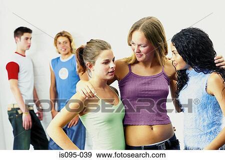 flirter avec les filles Pantin