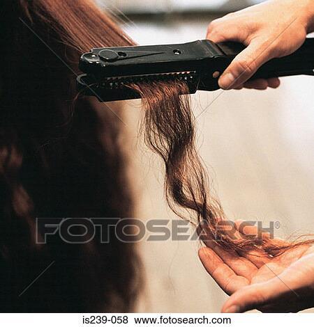 Cheveux ethniques : comment dfinir ses - Femme Actuelle