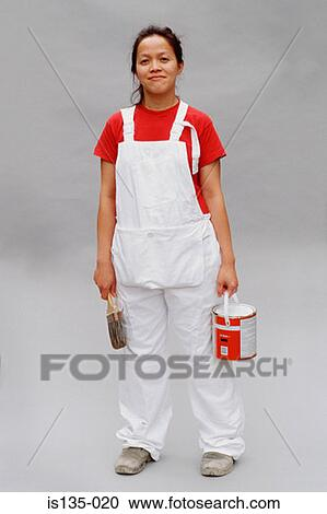 Stock Photography Of Painter And Decorator Is135 020