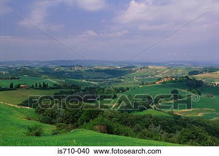 Banques de photographies paysage et horizon is710 040 for Agence horizon paysage