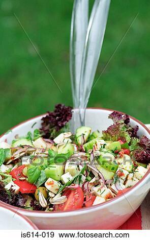 овощные салаты-коктейли з фото