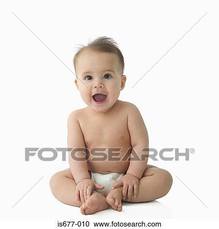 Stock fotografie baby anschreien is677 010 suche stockfotografien fotos wandbilder - Wandbilder baby ...
