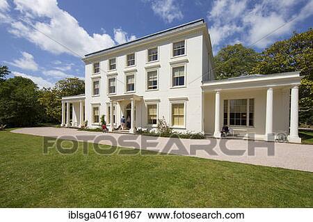 Image greenway maison manoir de agatha christie greenway devon m rid - Maison d agatha christie ...