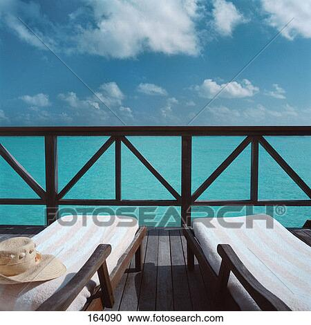 Stock photography of balcony balustrade bar barrier for Balcony barrier
