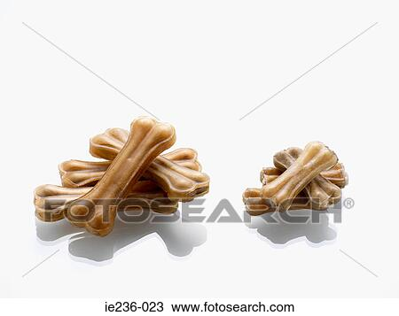 Stock Photo of Stack of dog bones ie236-023 - Search Stock ...