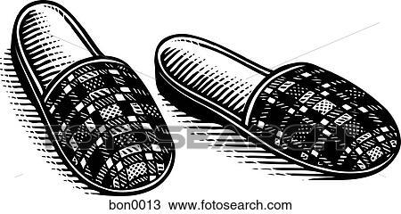 Slippers Illustrations and Stock Art. 1,699 slippers illustration ...