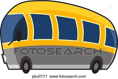 yellow bus clipart - photo #41