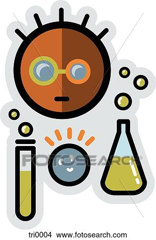 Science lab Illustrations and Clipart. 10,982 science lab royalty ...