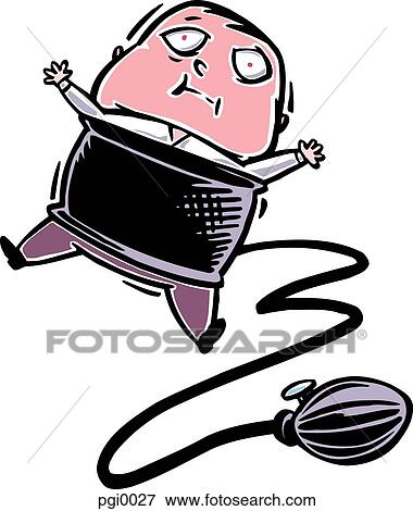 Clipart Of Blood Pressure