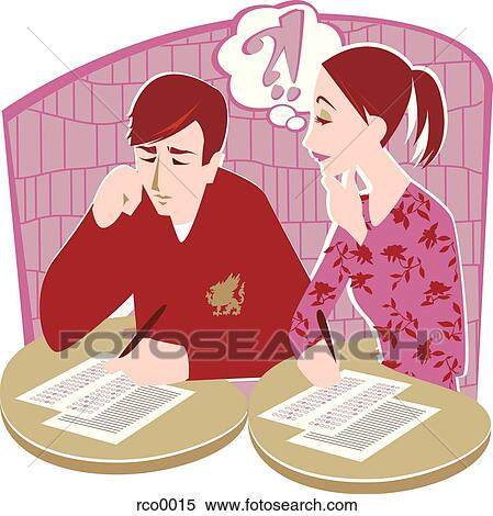 Cheating Stock Illustration Images. 1,053 cheating illustrations ...