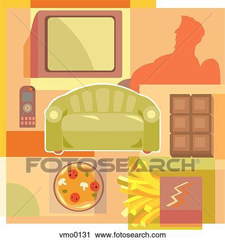 couch potato deutsch