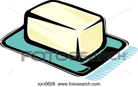 Clip Art Butter Clipart butter illustrations and clipart 1072 royalty free an illustration of a block on white background