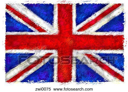 banque dillustrations dessin de les drapeau de les
