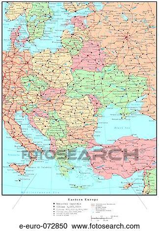 免版税(rf)类图片 - 地图