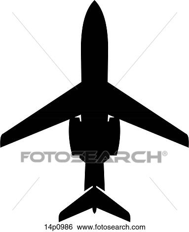 clip art of civil aviation 14p0986 search clipart illustration rh fotosearch com aviation clipart free download free aviation clipart images