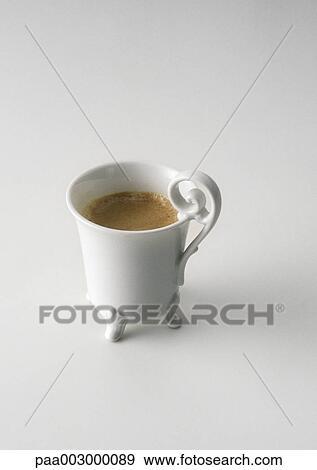 Colecci n de fotograf a taza de caf con leche for Taza de cafe con leche