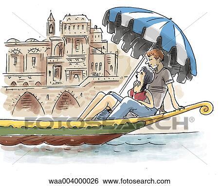 Banque d 39 illustrations dessin loisir voyages voyage - Voyageur dessin ...