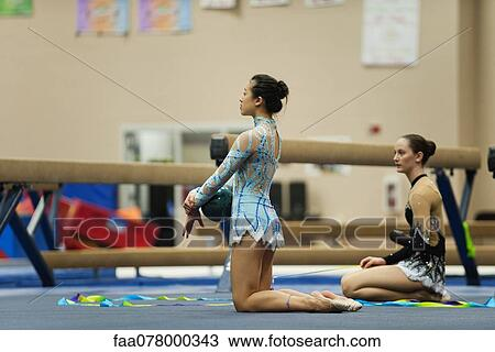 Gymnastique artistique - Sport Olympique d'Et