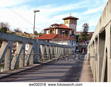 Fotos casa de se or o y puente encima deba r o asturias cantabria border bustio - Casa de asturias madrid ...