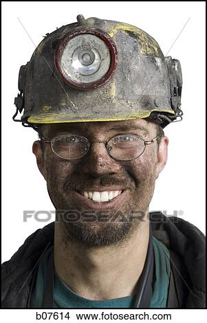 banque de photo mineur lampe lectrique casque b07614 recherchez des images des. Black Bedroom Furniture Sets. Home Design Ideas