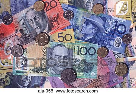 Clipart Australian Money