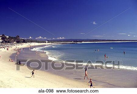 Pictures of Laguna Bay Beach Noosa Queensland Australia ...