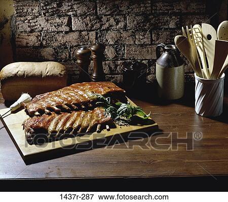 image pain nourriture nature morte planche d couper. Black Bedroom Furniture Sets. Home Design Ideas