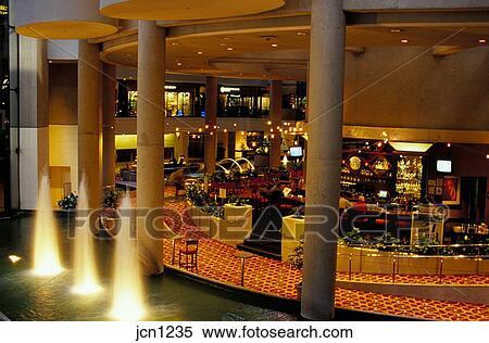 Westin Bonaventure Lobby Westin Bonaventure Hotel Los