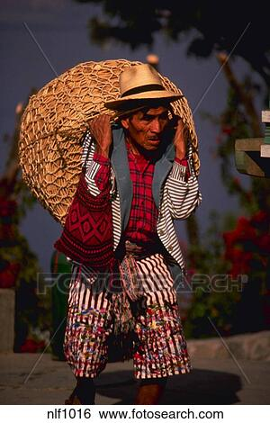 Stock Images of ELDERLY GUATEMALA MAN CARRYING HUGE LOAD ... | 300 x 470 jpeg 31kB