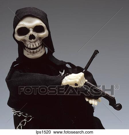 stock photography of 13 the grim reaper playing the violin Sylvari Art Witchcraft Art