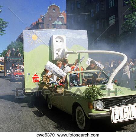 banques de photographies comique r cr ation de lectrique actionn voiture construit. Black Bedroom Furniture Sets. Home Design Ideas