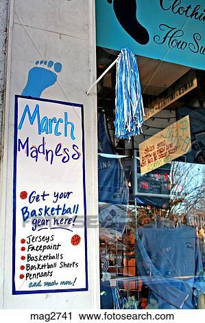 Stock Photography Of Tarheel Basketball Franklin Street