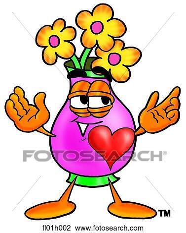 Clipart fiori con cuore fl01h002 cerca clipart for Clipart cuore