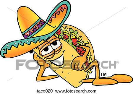 Clip Art Mexican Food Clip Art mexican food clip art eps images 3937 clipart taco relaxing