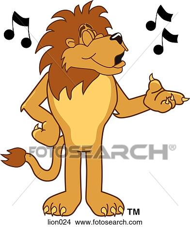 Lion mascot Illustrations and Clip Art. 232 lion mascot royalty ...
