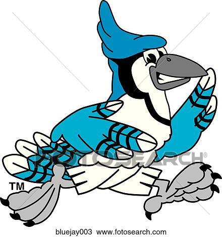 Bluejay clip art Stock Illustration Images. 54 bluejay clip art ...