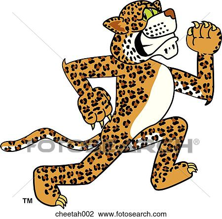 Cheetah clipart Illustrations and Stock Art. 71 cheetah clipart ...