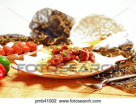 how to cook xu hini spaghetti