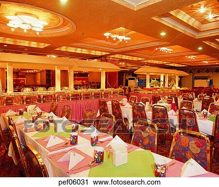 banquet hall tables and chairs 3