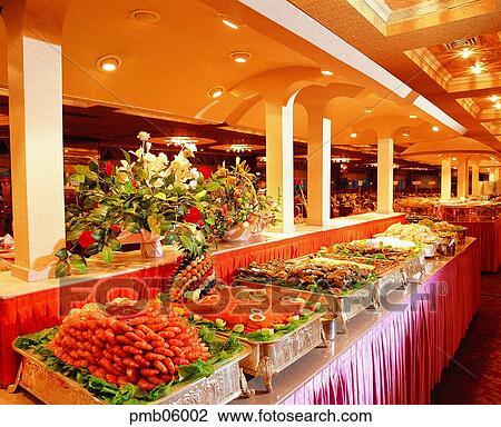 banque de photo buffet buffet f te nourriture plat occidental nourriture cuisinier. Black Bedroom Furniture Sets. Home Design Ideas