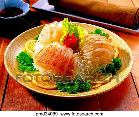 Stock photograph of flounder sole flounder raw sole for Raw fish dish