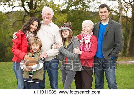 Семейное фото русское