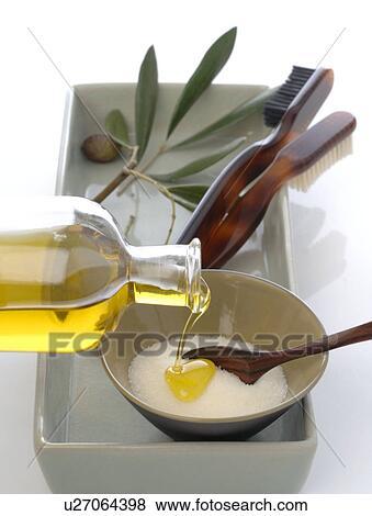 images dents blanches huile d 39 olive et sel u27064398 recherchez des photos des images. Black Bedroom Furniture Sets. Home Design Ideas